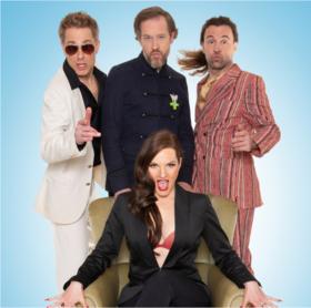 LaLeLu - A Capella Comedy Tickets
