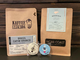 Kleiner Kaffeeliebhaber (ganze Bohne)