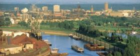 Radtour (Nieder) Rhein