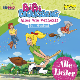 Bibi Blocksberg – Alles wie verhext ! Tickets