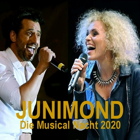 JUNIMOND Musical Nacht Tickets