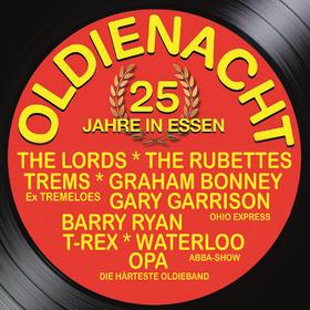 25. Oldienacht Essen Tickets