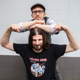 Micha-El Goehre und Marius Hanke alias Zwergriese Tickets