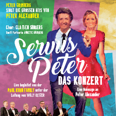 Servus Peter Konzert Tickets