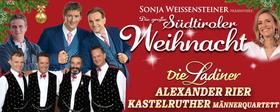 Die große Südtiroler Weihnacht präsentiert von Sonja Weissensteiner Tickets