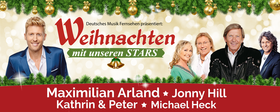Weihnachten mit unseren Stars präsentiert von Maximilian Arland Tickets
