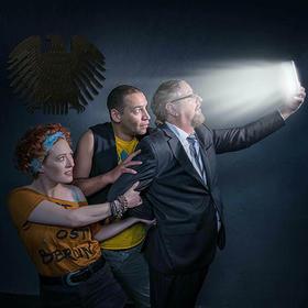 Kabarett-Theater DIE DISTEL - Nachts im Bundestag Tickets