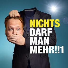 Florian Hacke - Nichts darf man mehr!! Tickets