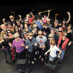 The Rock´n Rollator Show Tickets