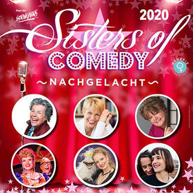 Sisters of Comedy 2020 - Nachgelacht Tickets
