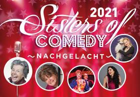 Sisters of Comedy 2021 - Nachgelacht Tickets