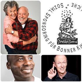 Bonner Künstler für Bonner Kinder - 25 Jahre Sterntaler Tickets