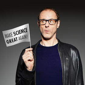Vince Ebert - Make Science Great Again! Tickets