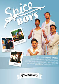 Spice Boys Tickets