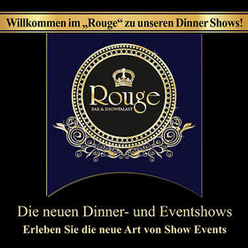 Rouge Showpalast Tickets