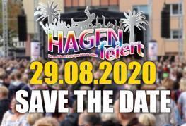 Hagen feiert Tickets