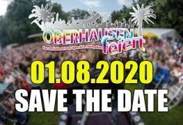 Oberhausen feiert Tickets