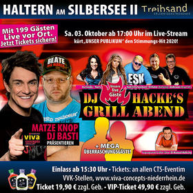 Hacke´s Grillparty Tickets