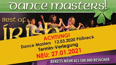 Verlegung Dance Masters Pößneck